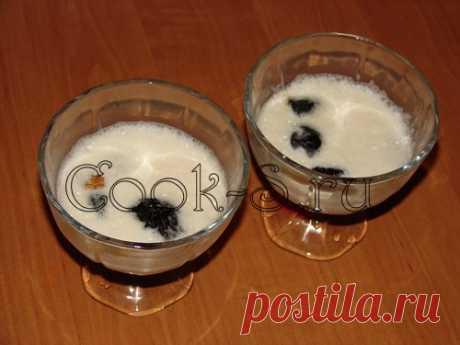 Десерт «Чернослив с орехами» - Пошаговый рецепт с фото | Десерты