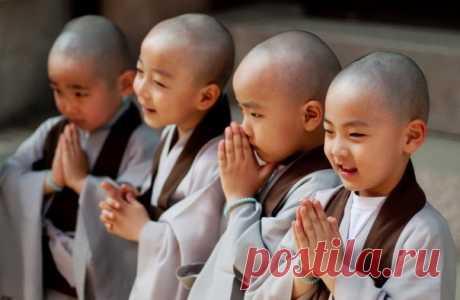 """Тибетский взгляд на воспитание детей • Никаких унижений и телесных наказаний, ведь дети не могут дать сдачи, а пользоваться этим настоящий родитель не имеет права. • Первый период до 5 лет. С ребенком нужно обращаться """"как с царем"""". Запрещать ничего нельзя, только отвлекать. Если он делает что-то опасное, то сделать испуганное лицо и издать испуганный возглас. Ребенок такой язык понимает прекрасно. В это время закладываются активность, любознательность, интерес к жизни. Ребенок ещё…"""
