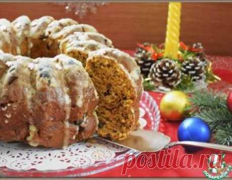 """Рождественский кекс """"Трио"""" – кулинарный рецепт"""
