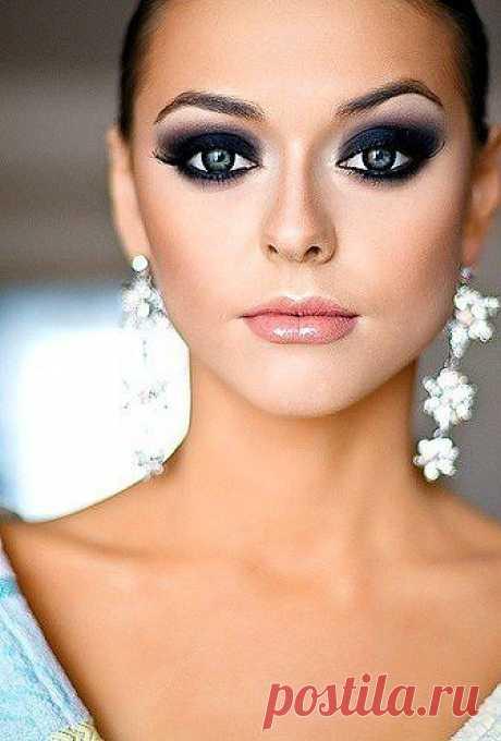 Смоки глаза | Make-Up