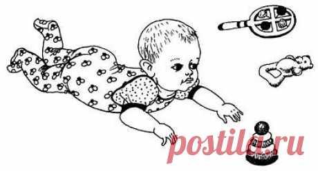 Развитие речи в первый год жизни | Наши дети - Наше главное сокровище!