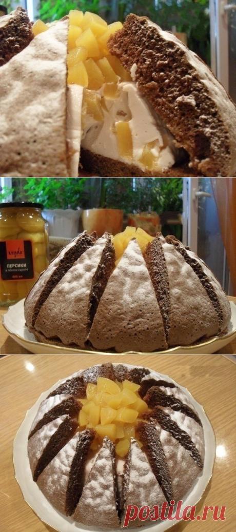 """Торт """"Килиманджаро"""""""