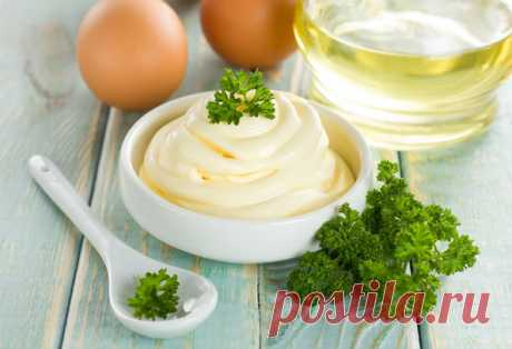 La mayonesa no compro. Hago... Por 35 rublos