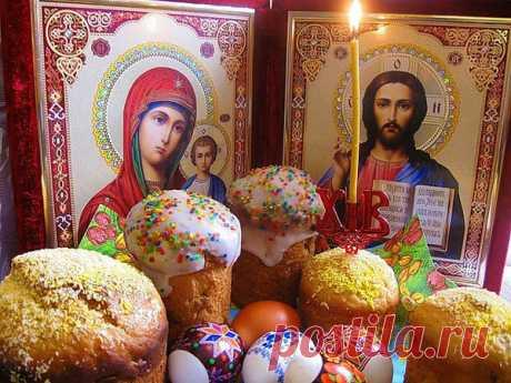 Продолжением дня Пасхи была Пасхальная (светлая) неделя, длившаяся восемь дней, до Фомина воскресенья включительно.