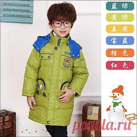 Пальто для мальчика! Пуховик!