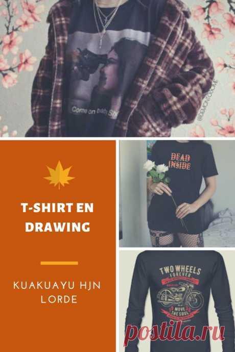 Kuakuayu HJN Lorde Обложка альбома мелодрама футболка с картиной поп-музыки графическая футболка гранж эстетический уличный стиль футболка