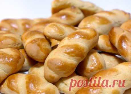 Рецепт греческого печенья Кулуракья, рецепты с фото
