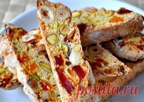 Вкусные итальянские десерты дома, рецепты с фото
