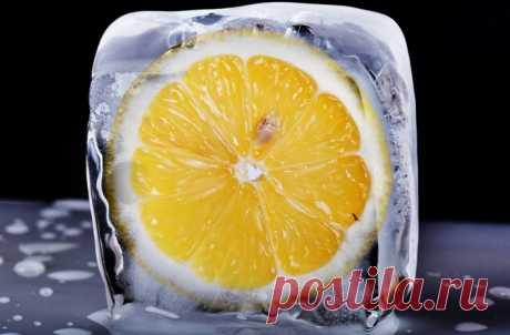 Замороженные лимоны спасут от диабета, опухолей и ожирения