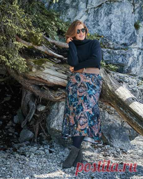 Первый анонс Burda. Мода для полных осень-зима 2017 — BurdaStyle.ru