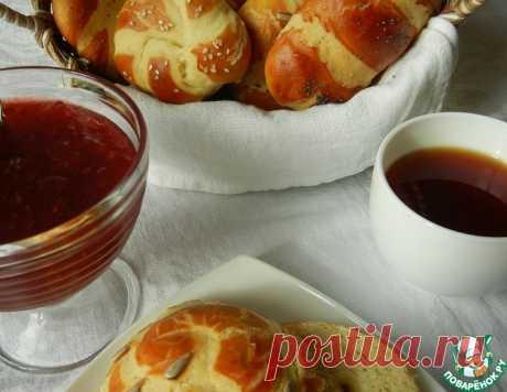 Булочки к завтраку – кулинарный рецепт