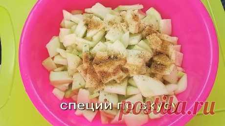 Кабачковая запеканка, готовится быстро, получается ароматная и вкусная.