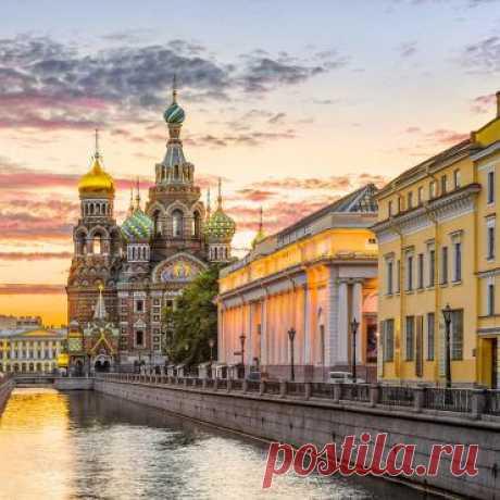 Тур Россия, Санкт-Петербург из Москвы за 4600р, 12 июня 2020