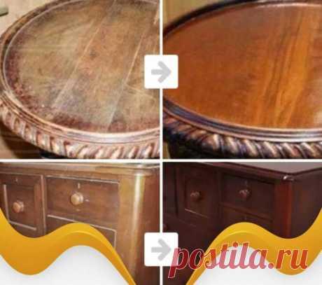 Реставрация мебели своими руками Со временем, двери, стулья, деревянные столешницы, мебель теряют всю свою привлекательность: они становятся блеклыми, выцветшими, маловыразительными, на них появляются мелкие царапинки. Надо заметить, такое качество меблировки раздражает, а покупать новую слишком дорого. От большого числа проблем, какие преследуют предметы мебели из дерева, сегодня можно на все сто процентов освободиться, если воспользоваться абсолютно новым методом для реставрации древесины.