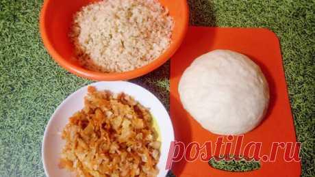 Пирожки с начинкой: старинный рецепт из татарской кухни | Гузель Лопуха | Яндекс Дзен