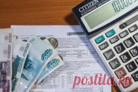 Перерасчет коммунальных платежей: закон, заявление