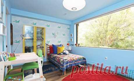 Капитальный ремонт дома в Торонто для молодой пары с детьми