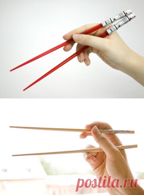 Почему японцы не едят вилкой и ложкой | Четыре вкуса