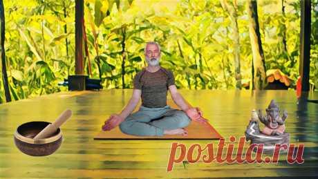 Медитирую в 60 лет. Какая в этом польза | Мудрый ЗОЖник | Яндекс Дзен