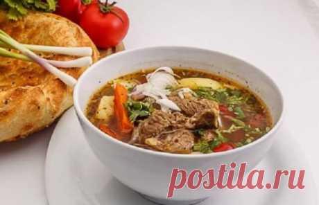 Шурпа — любимое блюдо к обеду — Бабушкины секреты