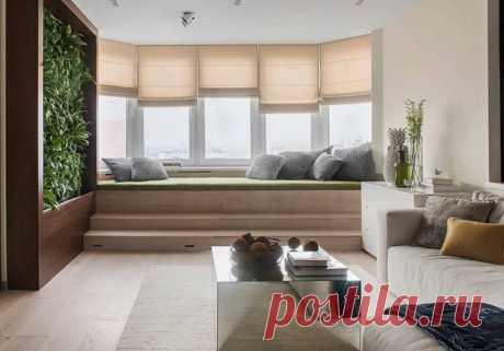 Панорамное окно или эркер, кровать-подоконник, окно с видом или утепленная лоджия — во многих случаях вместо стандартного варианта можно устроить место для чтения или лежанку, разместить спальное место, уголок для отдыха или дополнительные сидячие места. Смотрим на варианты таких лежанок и задачи, которые решали дизайнеры и архитекторы на houzz