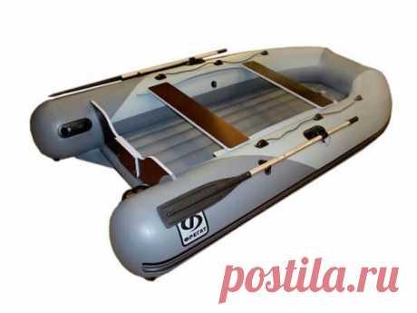 Лодка ПВХ Фрегат 350 Air НДНД