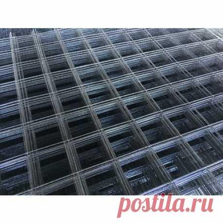 Сетка стеклопластиковая 200х200х6 (аналог стальной 200х200х8) | Купить сетку армирующую в Минске, цена