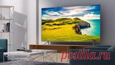 Лучшие телевизоры 55-65 дюймов 2020