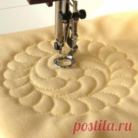 Необычные, но нужные и полезные швейные лапки: подборка идей