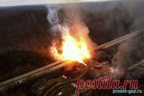 "Аварию на газопроводе ""Сахалина-1"" ликвидировали за неполные сутки"
