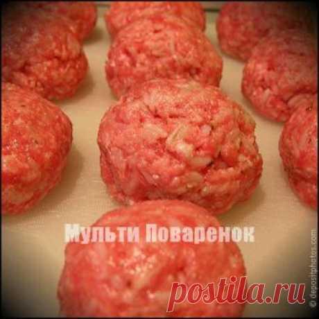 Meatballs in the crock-pot Redmond | the Multiscullion
