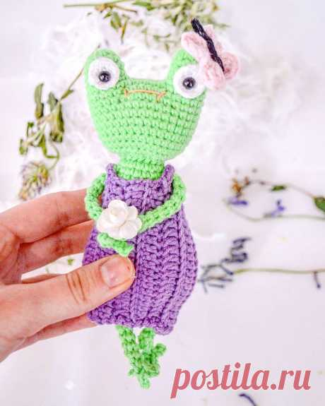 PDF мастер-класс по вязанию лягушки крючком #схемыамигуруми #амигуруми #вязаныеигрушки #вязанаялягушка #amigurumipattern #crochetfrog #amigurumifrog