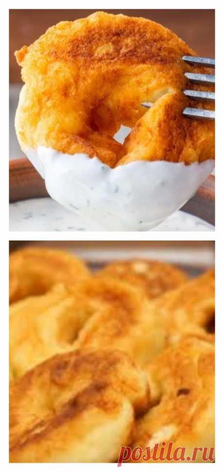 Дешево и сердито: картофельные крученики для обеда - lucheedlavas.ru