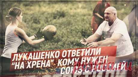 Лукашенко ответили на хрена кому нужен союз с Россией