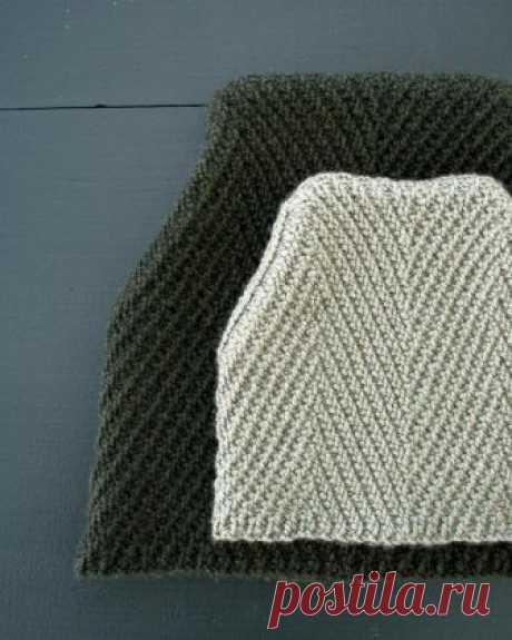 El gorrito Herringbone (el modelo Purl soho) - el blog de los expertos de la tienda de Internet del hilado 5motkov.ru