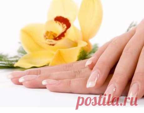 Vitamins for nails