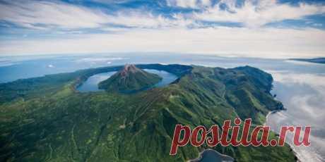 Почему Курильские острова так называются? | На всякий случай