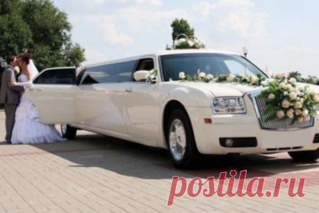 Почему стоит на свадьбу заказать лимузин – БУДЬ В ТЕМЕ