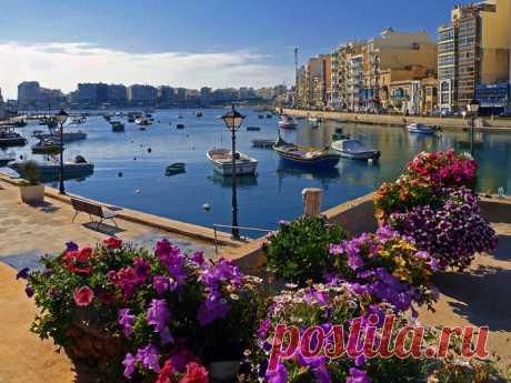 Мальтийские пейзажи
