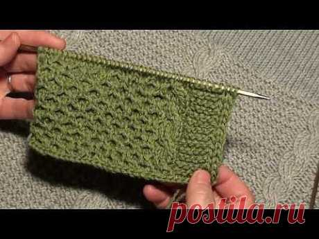 ▶ Как закрыть петли проймы с помощью полого шнура (I-CORD). Начало - YouTube