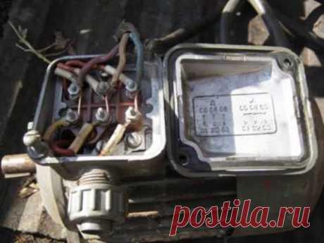 Запуск трехфазного двигателя без конденсаторов от 220