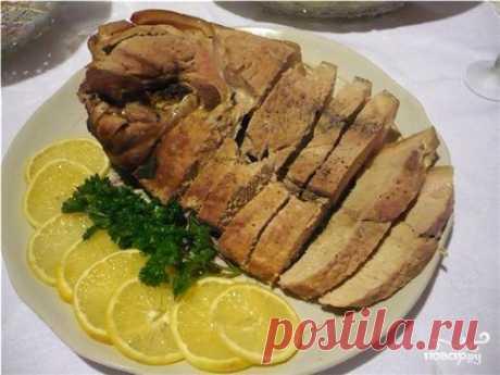 Свинина в фольге в мультиварке - пошаговый рецепт с фото на Повар.ру