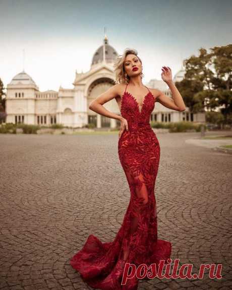 Шикарные летние платья годе - 17 Июня 2020 - NewRezume.org