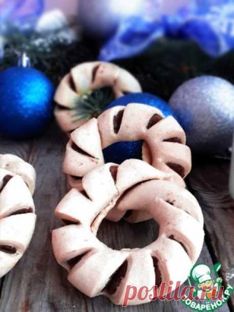 """Печенье """"Рождественские колечки"""" с острова Мальта - кулинарный рецепт"""
