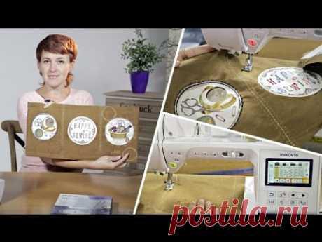 Обзор специальных лапок для швейных машин. Мастер-классы