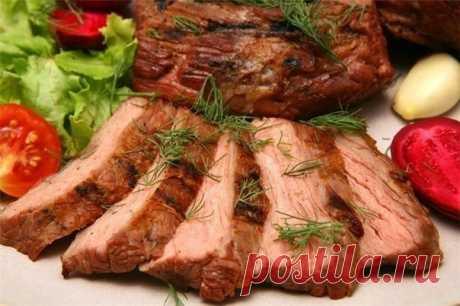 Как приготовить секреты вкусного мяса - рецепт, ингридиенты и фотографии