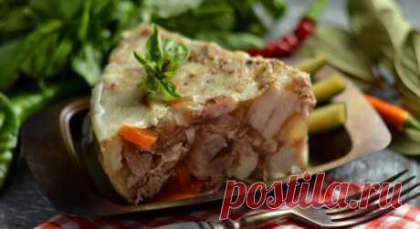 Прозрачный холодец из свиных ножек. 10 рецептов приготовления вкусного холодца — Мир интересного