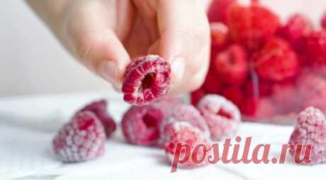 6 секретов выпечки пирогов с замороженными ягодами и еще кое-что интересное на закуску
