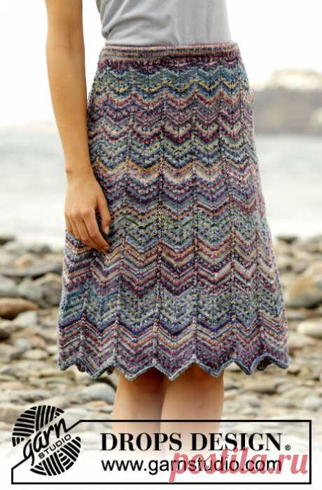 Связать юбку спицами: для женщины с описанием
