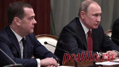 Путин определил полномочия зампреда Совбеза Медведева | Новости